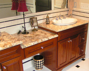 Custom Bathroom Vanities Nj custom bathroom vanities & cabinets | nj & ny | t&m kitchens