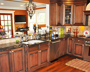 Custom Kitchen Contractors in NJ & NY | T&M Kitchens
