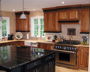 Custom Kitchens, Cabinets & Bathroom Designs, NJ & NY | T&M Kitchens